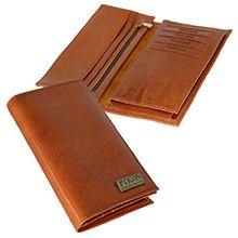 کیف پول چرم طبیعی پالتویی دستدوز کد KPEL1