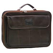 کیف سمیناری تبلیغاتی چرم مصنوعی S1 مناسب برای لپ تاپ 15.6 اینچ