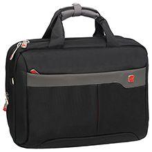 کیف اداری تبلیغاتی Lubin کد 16362 دارای ضربه گیر لپ تاپ 14 اینچی