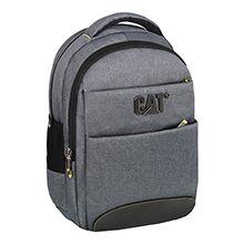 کوله پشتی برزنتی CAT مدل 2562 با ضربه گیر لپ تاپ 15.6 اینچی