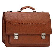 کیف اداری مردانه چرم مصنوعی مدل SA901-1