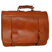 کیف اداری چرم مردانه طبیعی CH42610
