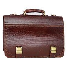کیف اداری چرمی مردانه مدل CH42613